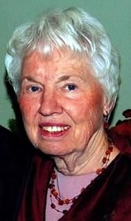 Mildred Maie Adam obituary photo
