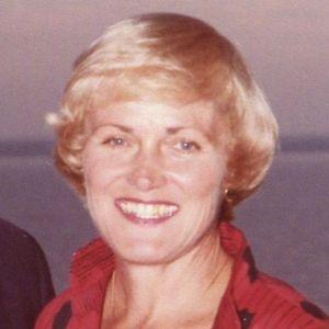 Marjorie Ann Fletcher