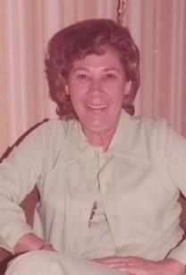 Mary Ellen Melancon Broussard obituary photo