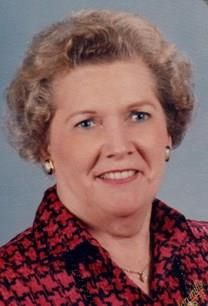 Dorothy Allen Swain Meares obituary photo