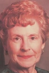 Glenna Aileen Fountain obituary photo