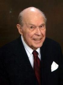 Julius Arthur Spence obituary photo