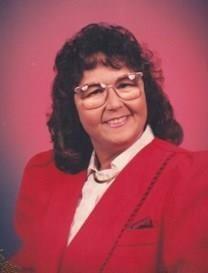 Lola Virginia Bailes obituary photo