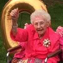 Lois Eugenia Hubble obituary photo