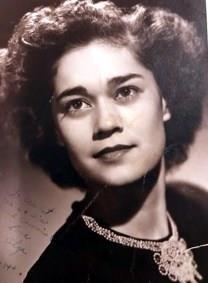 Olga G. Gonzalez obituary photo