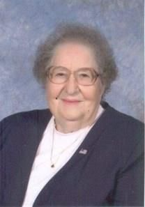 Mary Louise Key obituary photo