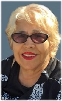 Estela Sobah obituary photo