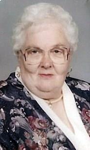 Betty Ann Schiebout obituary photo