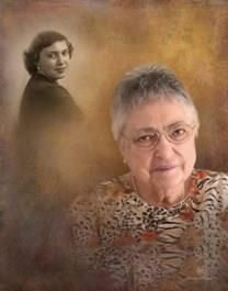 Bertha Elizabeth Borresen obituary photo