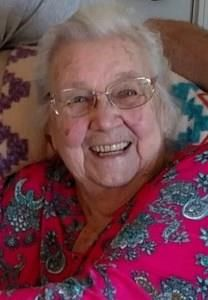 Marie Jewel Robinson obituary photo