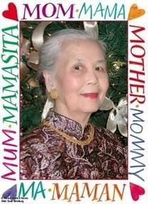 Tran Thi Pham obituary photo