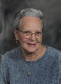 Esther Louise Sundberg obituary photo
