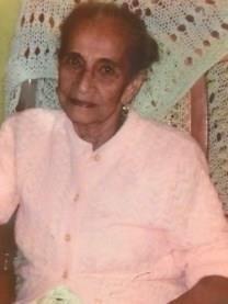 Maria Francisca Hernandez obituary photo