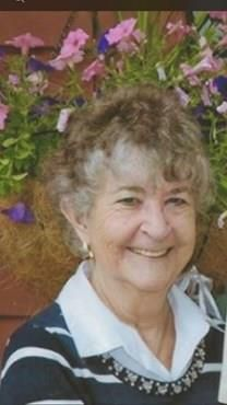 Mary Elizabeth Isherwood obituary photo