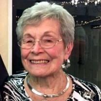 Hazel Loraine Bayh obituary photo