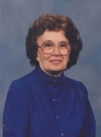 Lucille Lucille Plummer obituary photo