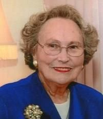 Christine Brown Little obituary photo