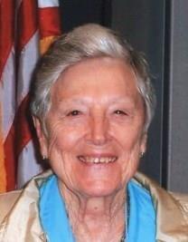 Gretchen Flowers Thomas obituary photo