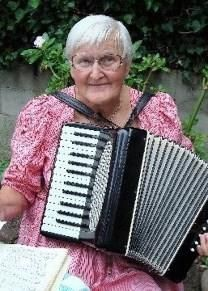 Gertrude Espinosa obituary photo
