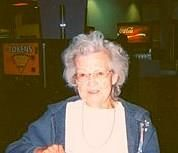 Juanita Belle Mosier obituary photo