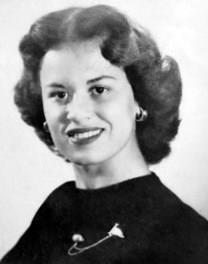 Dorothy Ann Rohden obituary photo