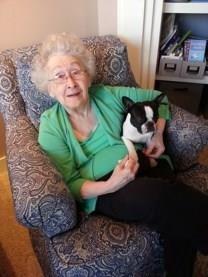 Louise Horsman obituary photo