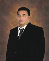 David Garcia Moreno obituary photo