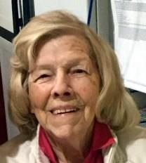 Betty Ann Million obituary photo