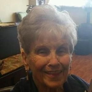 Margaret Wright Obituary Photo