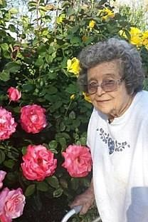 Sybil Edwards obituary photo