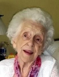 Winifred Parkhill obituary photo