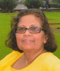 Damyantie L. Dhanraj obituary photo