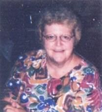 Barbara Jean Wagers obituary photo