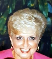 Betty Jane Hall obituary photo