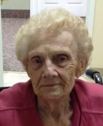 Bertha J. Favre obituary photo
