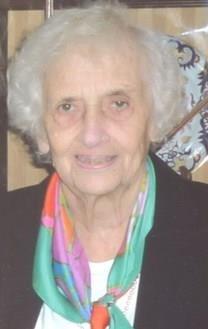 Amelia D. O'Malley obituary photo