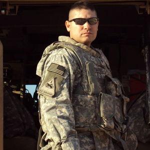 """Sgt. Ernest """"Trey"""" Gil Ybarbo III"""