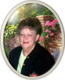 Shirley Jane West obituary photo