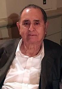 Ernest R. Rodriguez obituary photo