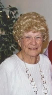Dorothy Compton Parks obituary photo