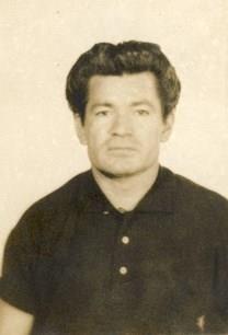 Ventura Covarrubias Aleman obituary photo