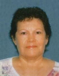 Juanita Hernandez Hugill obituary photo