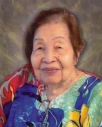 Blandina Arbizo Mara�on obituary photo