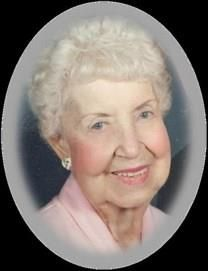 Marjorie Alice Baker obituary photo
