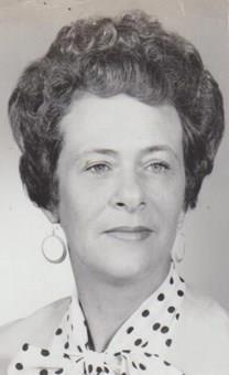 Mildred McWhorter obituary photo