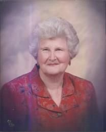 Virginia Benfield Caldwell obituary photo