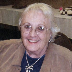 Joan Margaret Croy