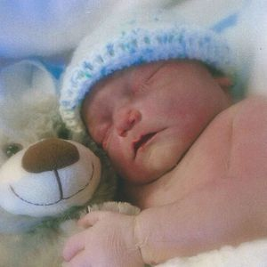 Baby Jeffrey Joseph Cardona, Jr.