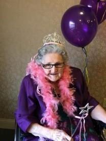 Evelyn Louise Knox obituary photo