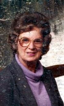 Dorothy Jane Brown obituary photo